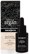 Olive & Argan Hyaluronic beauty elixir