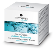 Messinian Spa 24 Hours moisturizing face cream (normaal & droge huid)